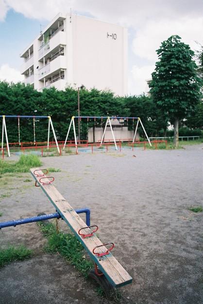 Photos: シーソー