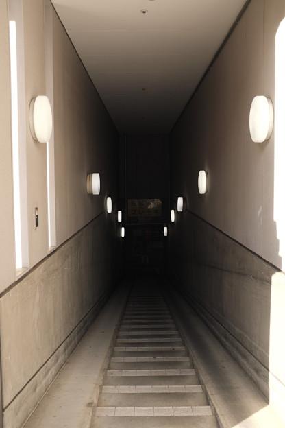 Photos: 地下への階段