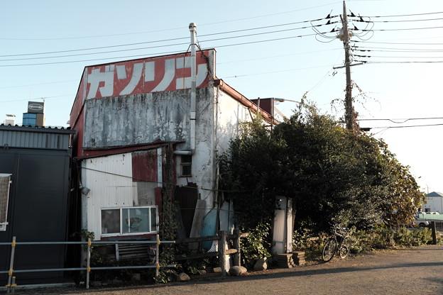 Photos: ガソリン