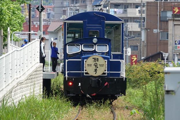 トロッコ列車   DSC01464