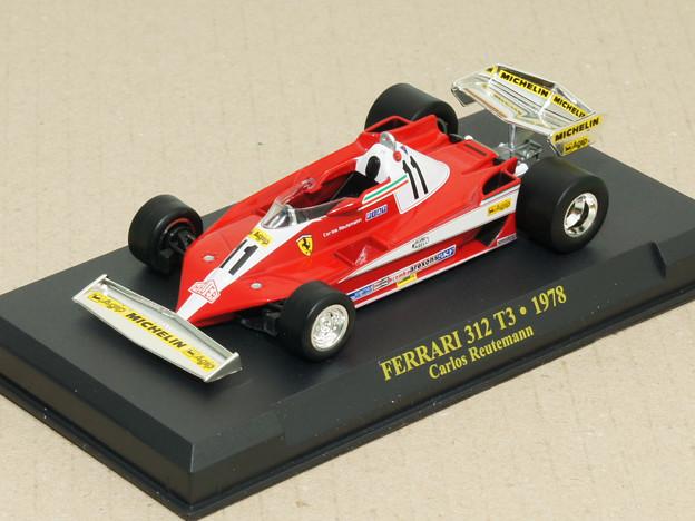 1/43 フェラーリ 312T3   DSC03935