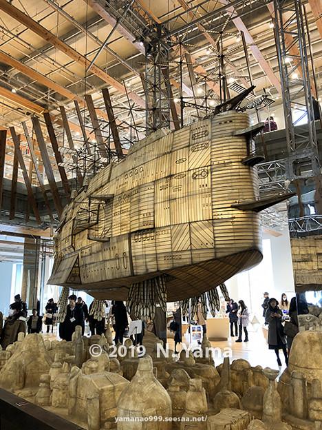 ジブリの大博覧会 富山