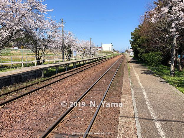 Photos: 西岸駅