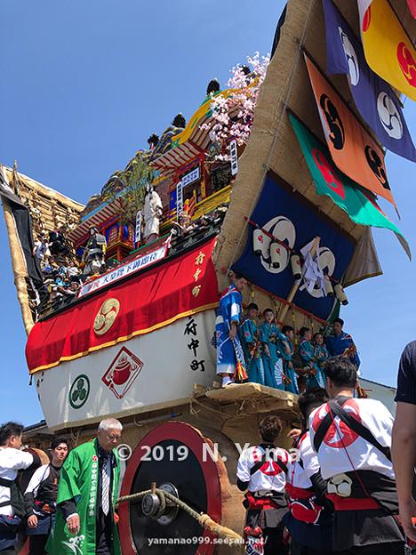 青柏祭 2019