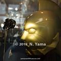 Photos: 金のマスク