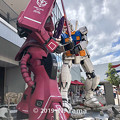 Photos: GUNDAM SQUARE
