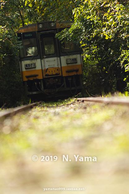 のと鉄道能登線気動車遺構