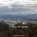 Photos: 2020年1月2日、金沢市一望