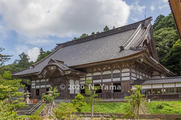 Photos: 諸嶽山 総持寺祖院