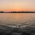 Photos: 2020年8月21日、夕景