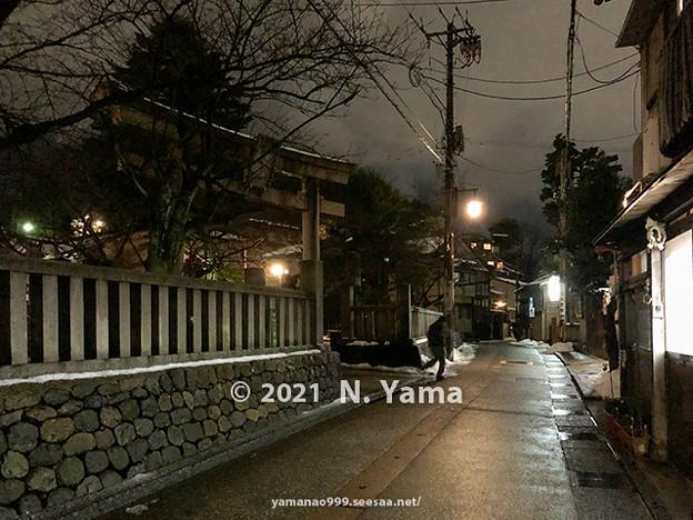 2021年1月1日、宇多須神社