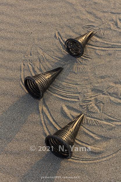 2021年2月21日、韓国産筒漁具