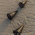 Photos: 2021年2月21日、韓国産筒漁具