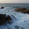 Photos: 2021年2月21日、鴨ヶ浦風景