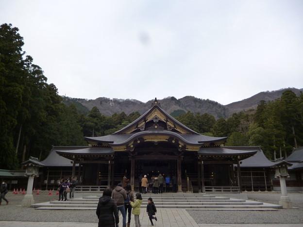 2018/12/16弥彦神社