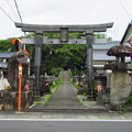 写真: 八幡神社