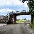 写真: 跨線橋