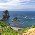 Photos: 島武意海岸2
