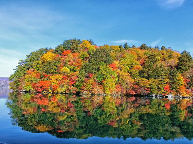 十和田湖紅葉