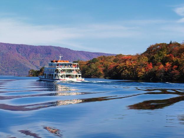 十和田湖遊覧