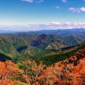 Photos: 秋の立里荒神から