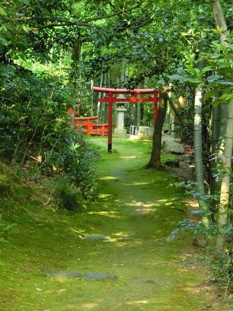 高松稲荷神社参道