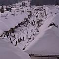 Photos: 大内宿の雪まつり