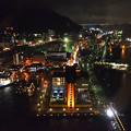 写真: 門司港レトロ夜景