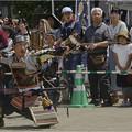 写真: 古式弓術演武