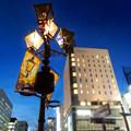 Photos: 交差点の灯り