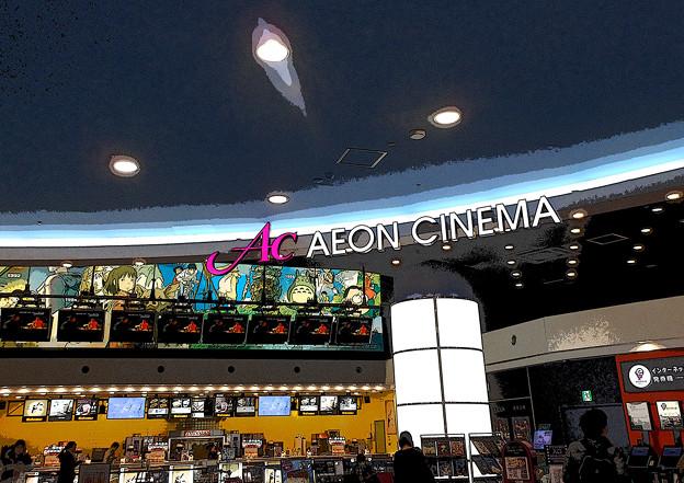 映画に行ってきました