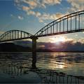 Photos: 夕陽の環