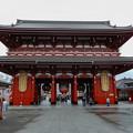 Photos: 宝蔵門の朝