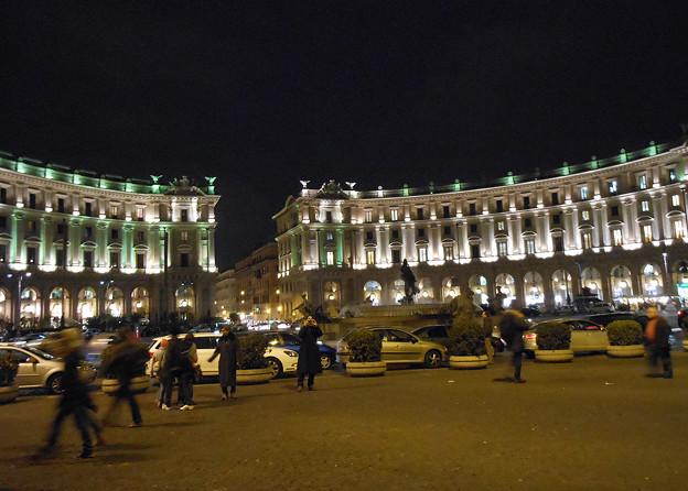 レパブリック広場