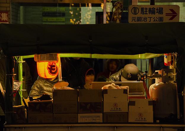Photos: 寒い夜