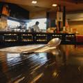 Photos: 遅いランチを待つテーブル