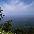Photos: 海の向こうは