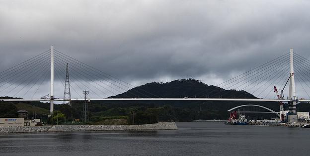 Photos: 二つの大橋