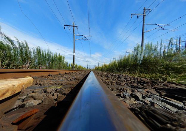 Photos: 線路は続く