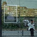 Photos: バス待ち人