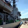 たまの港フェス試験艦あすか来航2