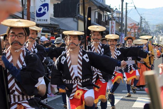 2018 矢掛の宿場まつり『大名行列』06
