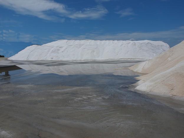 ウユニ塩湖、、、まさか?笑