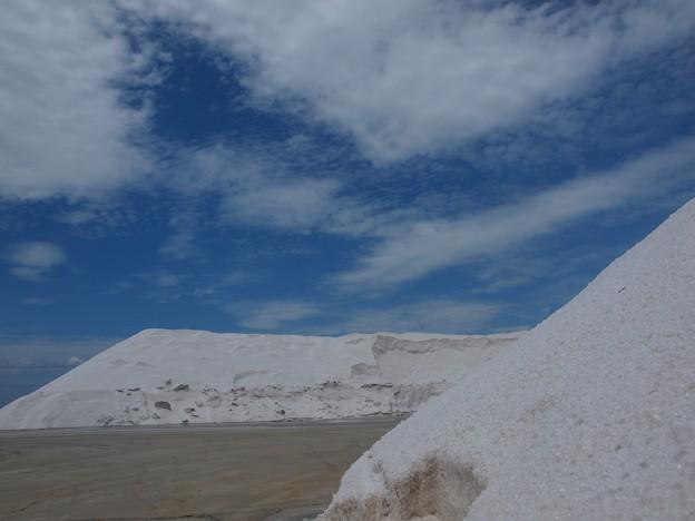 南米 ボリビアのウユニ塩湖?何ちゃってですが、、、、