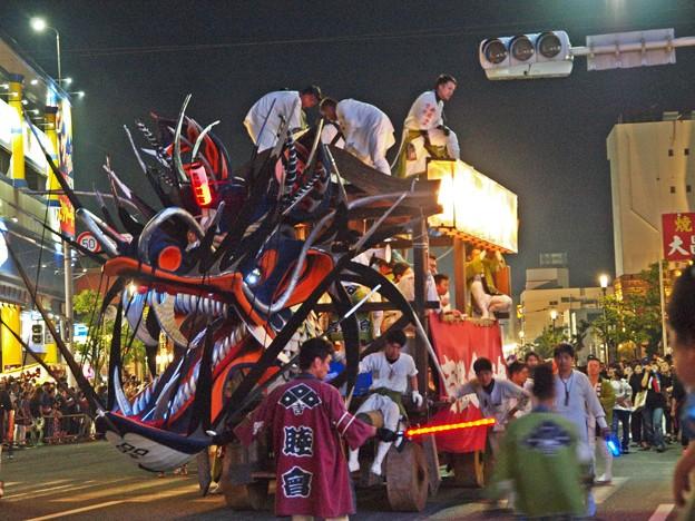 大牟田大蛇祭り4
