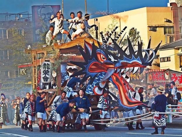大牟田大蛇祭り7