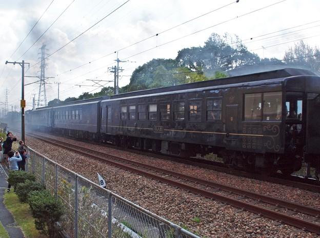 Photos: 鬼滅の刃 無限列車 客車両