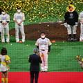 Photos: 20201125b 日本一セレモニー_13_工藤監督