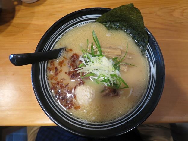 鮮魚鶏出汁麺沢むら@藤沢市大鋸