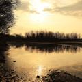 Photos: 河畔